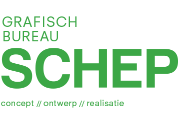Grafisch bureau Schep Logo